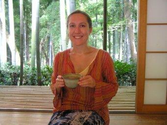 Jenny in Japan